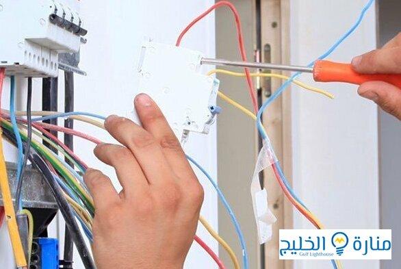 متخصصون في اصلاح اعطال الكابلات الكهربائية بالرياض