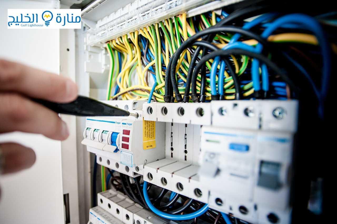 فني كهرباء في الرياض